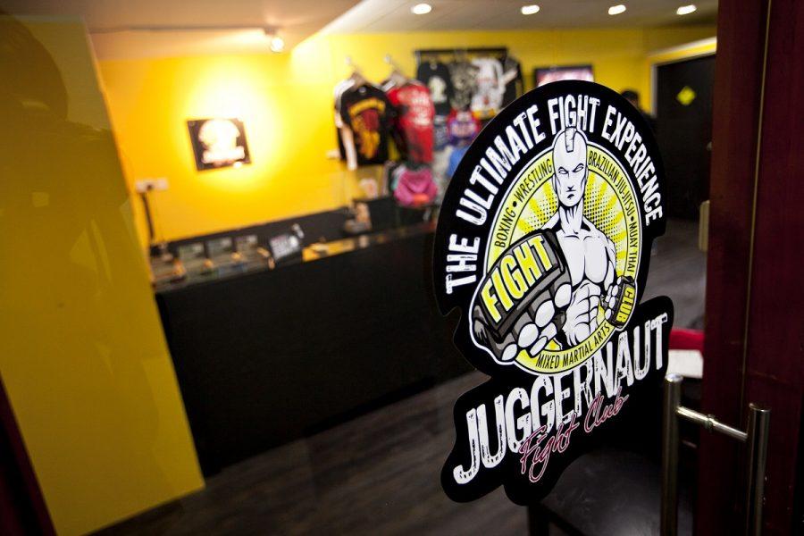 Juggernaut Fight Club