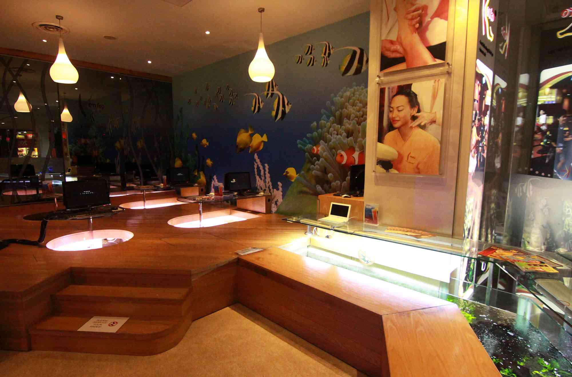 Kenko Reflexology & Fish Spa - Somerset
