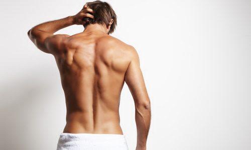 Male Buttocks