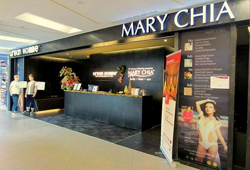 Mary Chia Beauty & Slimming Specialist