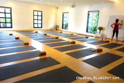 Space & Light Yoga