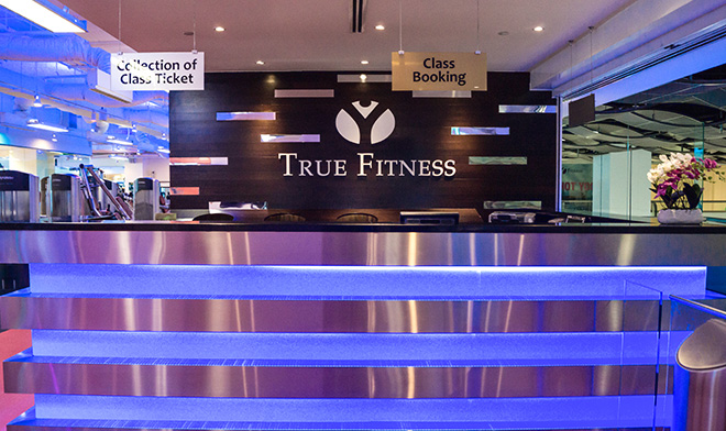 True Fitness Pte Ltd