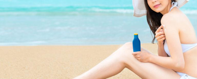 sun care tips - sunscreen