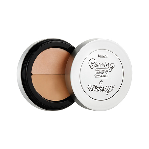 Benefit Cosmetics Boi-ing Industrial Strength Concealer & Watt's Up! Highlighter