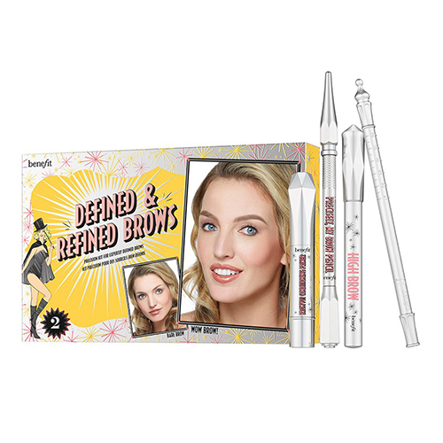 Benefit Cosmetics Defined & Refined Brows Kit