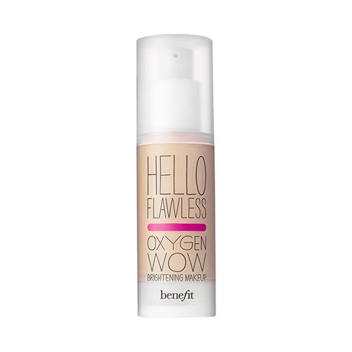 Benefit Cosmetics Hello Flawless! Oxygen Wow Liquid Foundation