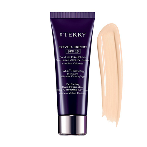 By Terry Cover-Expert SPF 15 - Perfecting Fluid Foundation Ultra- Correcting Coverage
