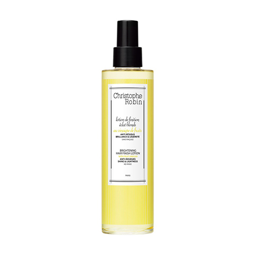 Christophe Robin Brightening Hair Finish Lotion with Fruit Vinegar