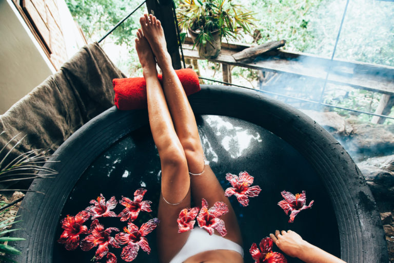 Take Your Bath to the Next Level With These Wellness Tips!