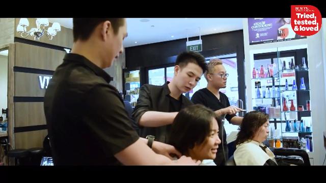 Vintage Hairdressing