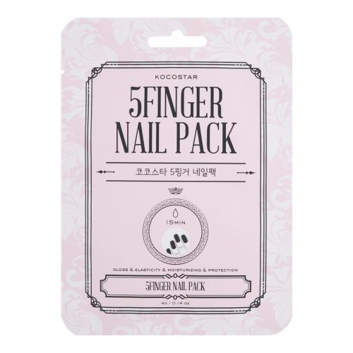 5 Finger Nail Pack