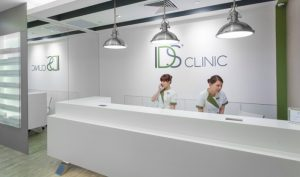 IDS Clinic Storefront
