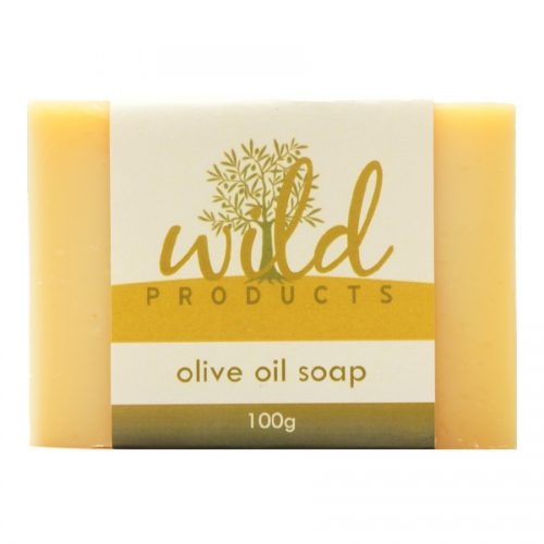Olive Soap (Palm Oil Free)