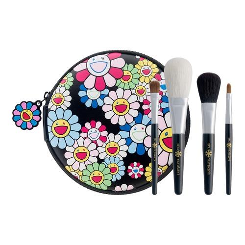 Shu x Murakami Cosmic Blossom Premium Brush Set