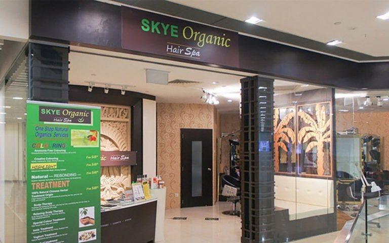 Skye Herbal Treatment Salon