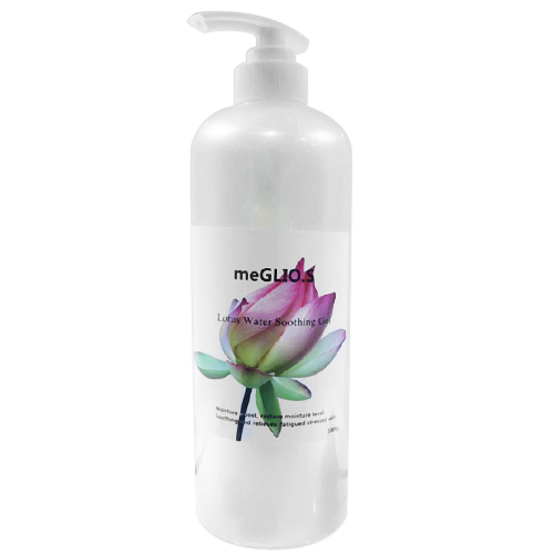 McJim meGLIO.S Lotus Water Soothing Gel
