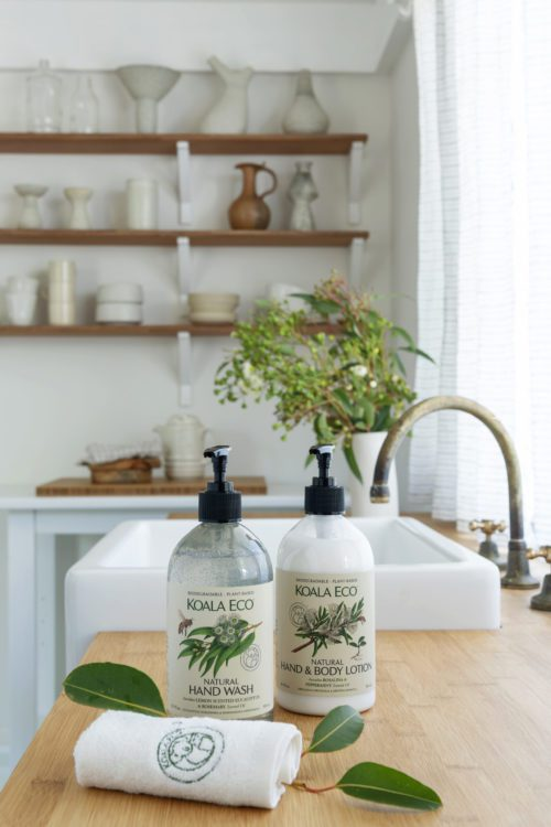 Koala Eco Handwash & Lotion