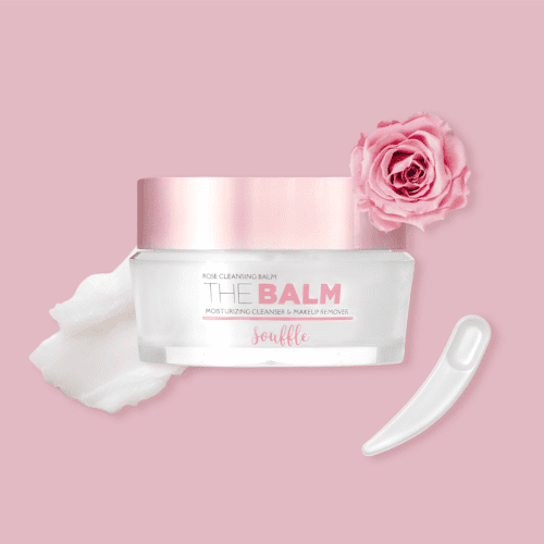 The Balm - Rose Cleansing Balm by Souffle Beauty