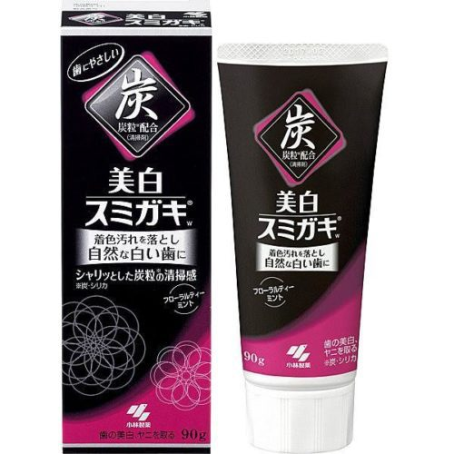 charclean whitening charcoal toothpaste 90g