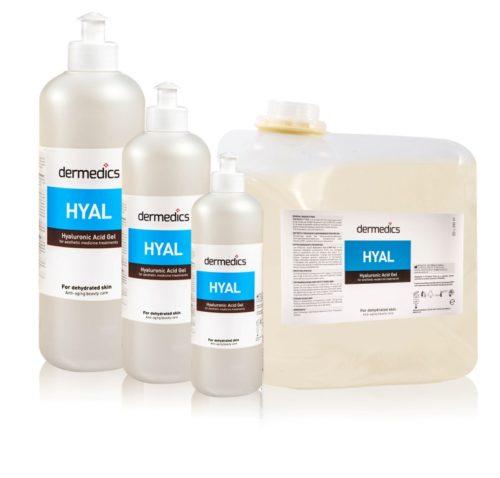 Hyaluronic gel