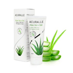Acuralle Pure Organic and Natural Aloe Vera Gel