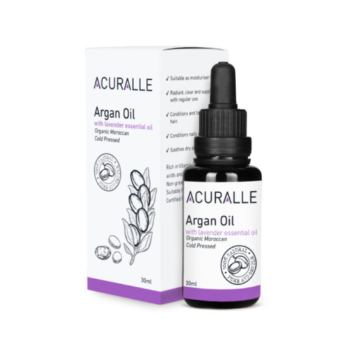 Acuralle Argan Oil with Lavender Essential Oil