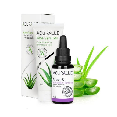 Acuralle Essentials Kit (Argan Lavender)