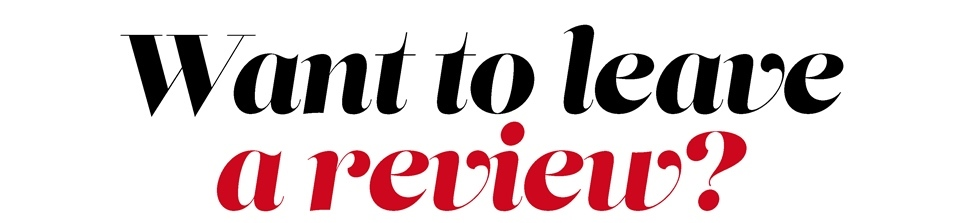 Write a review Page Title
