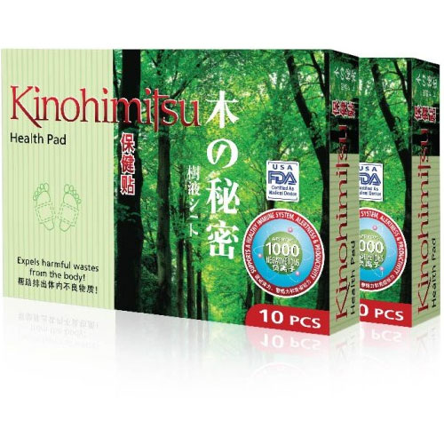Kinohimitsu-Health-Pad