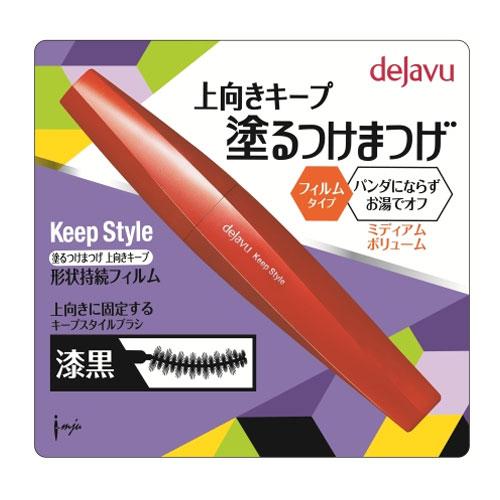 Dejavu Keep Style Mascara