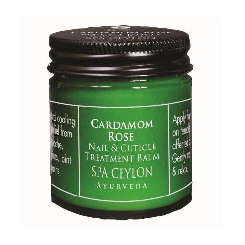 Spa Ceylon Cardamom Rose - Nail & Cuticle Treatment Balm