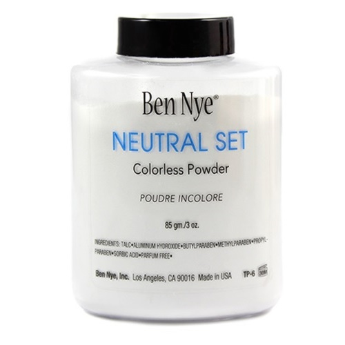 Ben Nye Translucent Powder