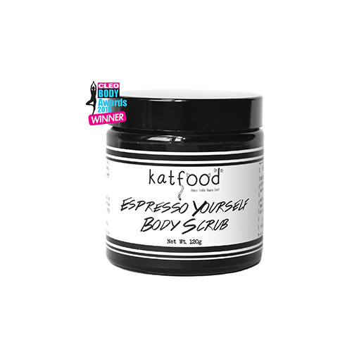 Katfood Espresso yourself Body Scrub