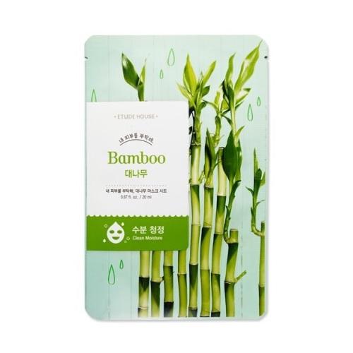 bamboo mask