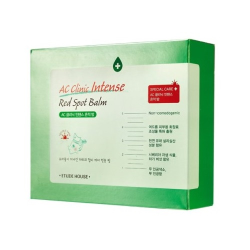 ac clinic intense red spot balm