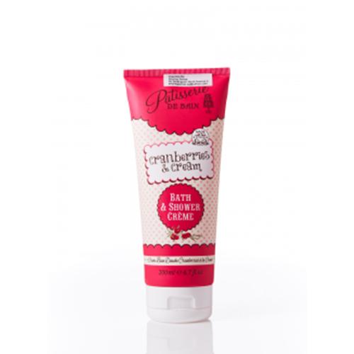 Cranberries & Cream Shower Creme