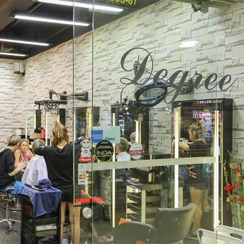 Degree Hair Studio