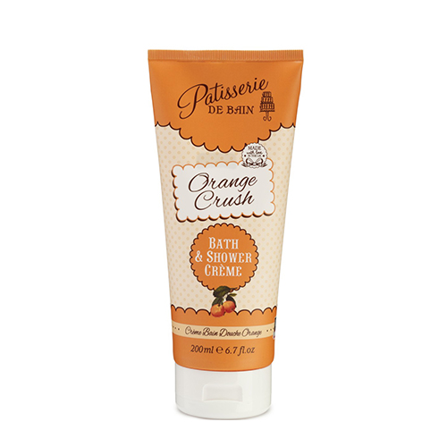 Orange Crush Bath and Shower Cream