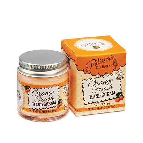 Orange Crush Hand Cream Jar
