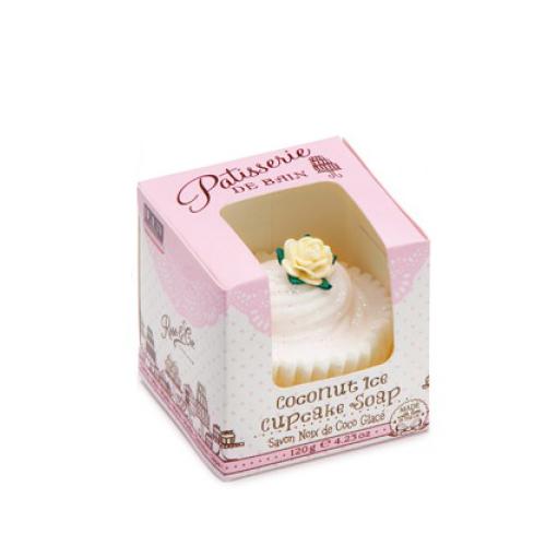Patisserie De Bain Coconut Cupcake Soap