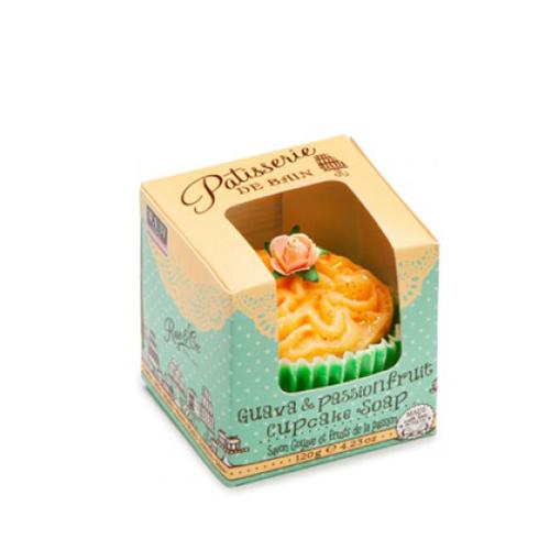 Patisserie De Bain Guava Passion Cupcake Soap