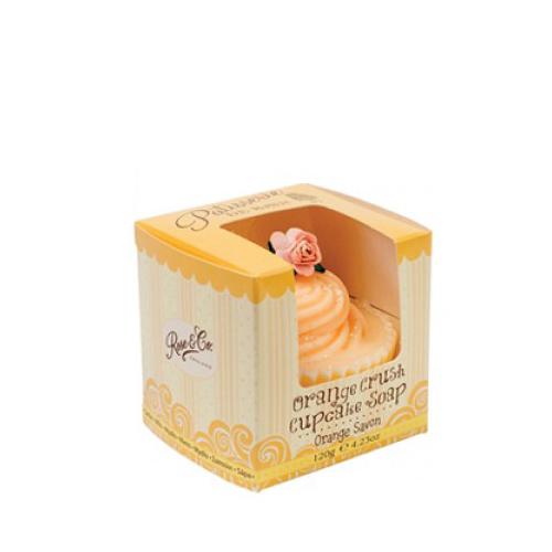 Patisserie De Bain Orange Crush Cupcake Soap