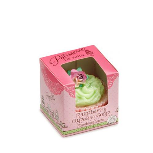 Patisserie De Bain Raspberry Cupcake Soap