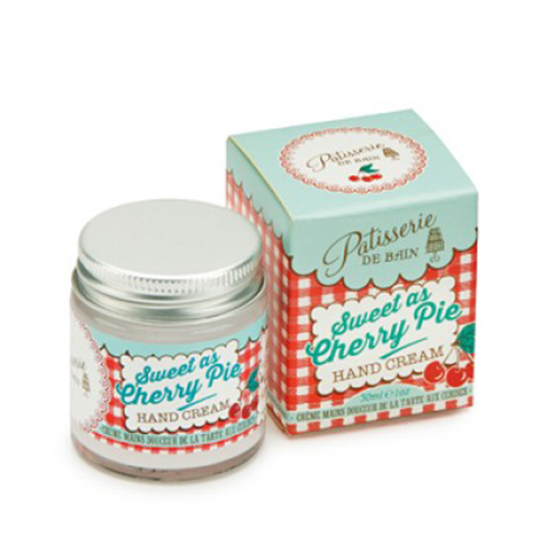 Sweet As Cherry Pie Hand Cream Jar