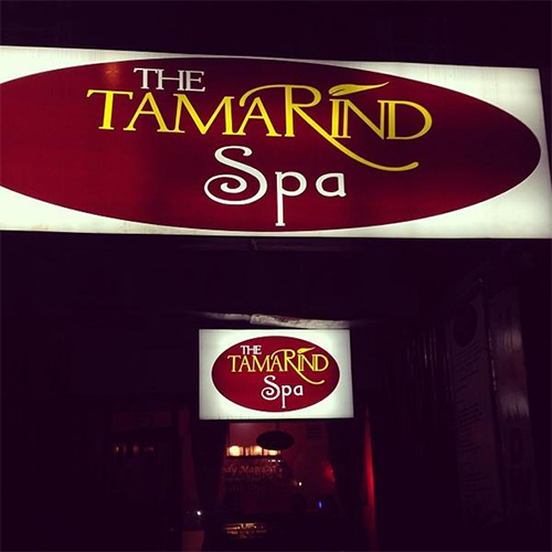The Tamarind Spa