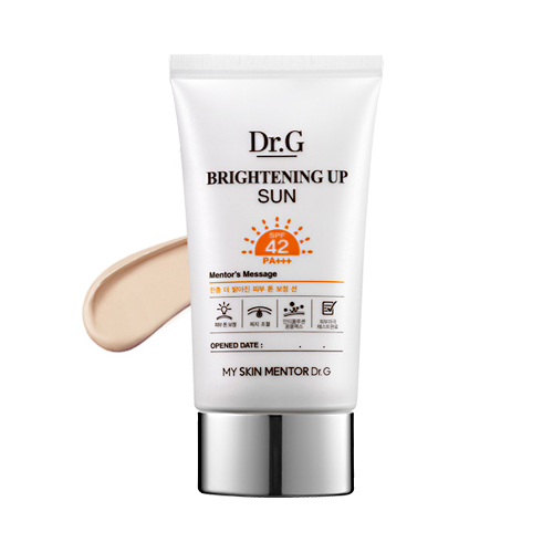 Dr.G – Brightening-up Sun