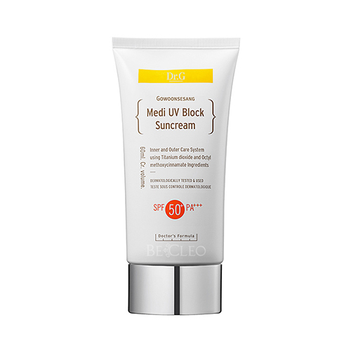 Dr.G – Medi UV Block Suncream SPF50++ PA +++
