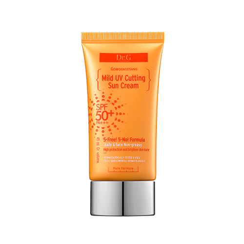 Dr.G – Mild UV Cutting Sun Cream SPF 50++