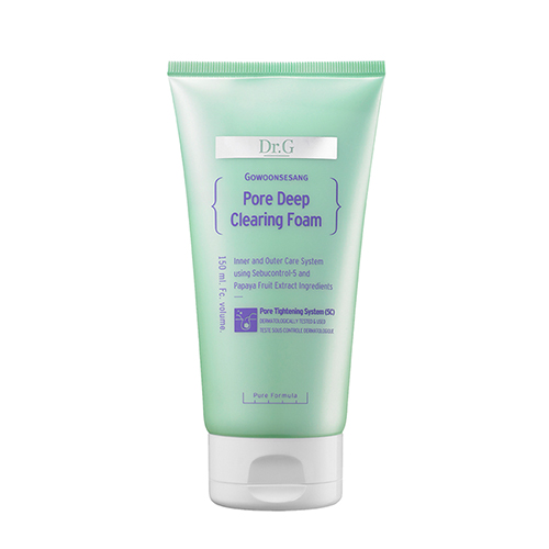Dr.G – Pore Deep Clearing Foam