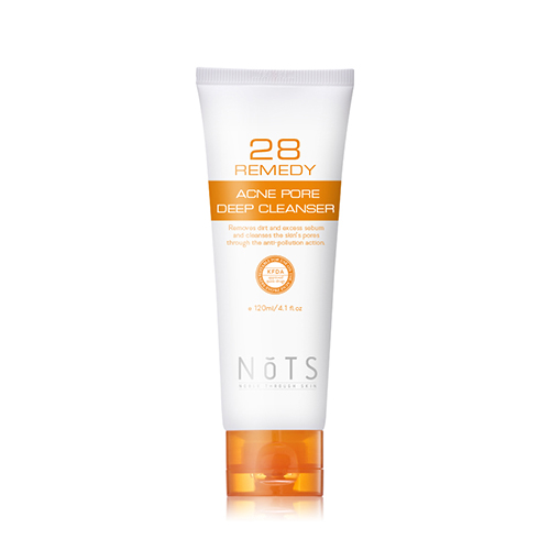 NoTS – 28 Remedy Acne Pore Deep Cleanser